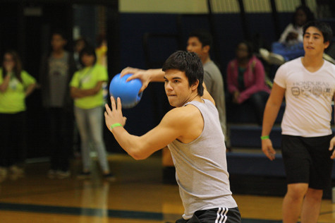 Dodgeball success leads to future fundraisers