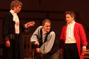 'The Crucible' takes a toll on actors