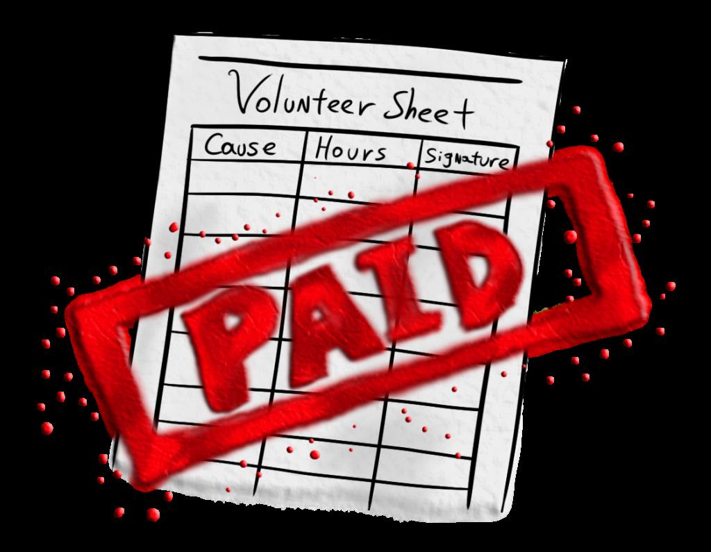 Changing attitudes towards volunteering