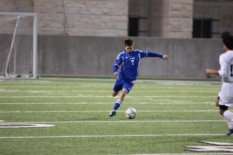 JV Boys soccer ties against Jersey Village