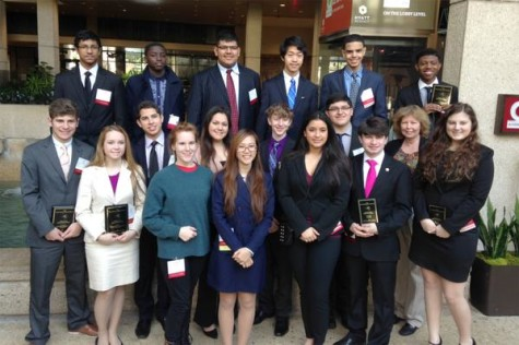 Future Business Leaders of America competitors take top places at state