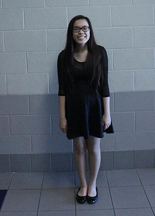 Sophomore shines bright