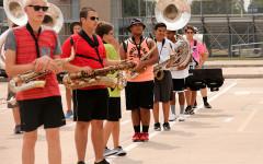 Freshman talk: Summer band