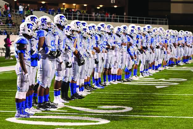 'Anyone who has ever played High School football in Texas knows the season does not start in August or September'