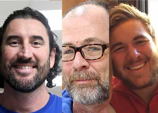 No Shave November: FINAL ROUND