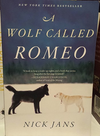 "Book den reviews: ""A Wolf Called Romeo"""