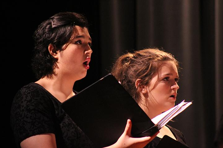 Fine Arts UIL takes center stage