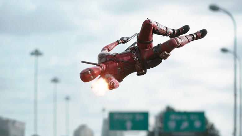 "Ryan Reynolds in ""Deadpool."" (Photo courtesy 20th Century Fox/TNS)"