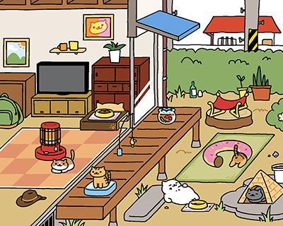 Feline paradise