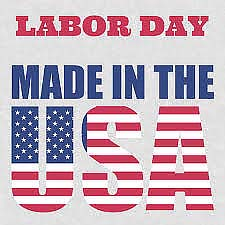 Music Monday - Labor Day