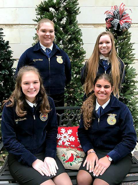 FFA+members+compete+in+district+leadership+competitions