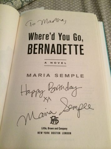 "Book Den Reviews: ""Where'd You Go Bernadette"""