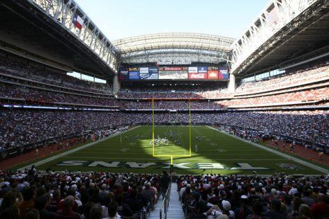 Texans' stadium
