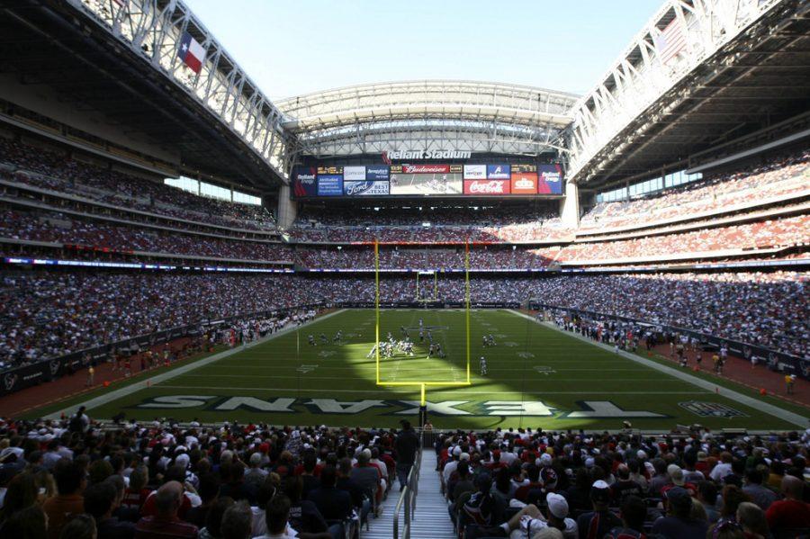 Texans' stadium