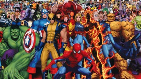 Which superhero is your valentine?