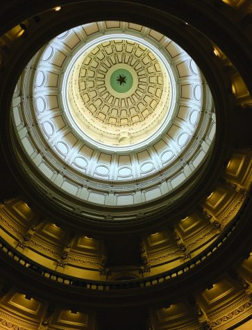 The Texas senate consists of 31 members, each representing around 800,000 people.