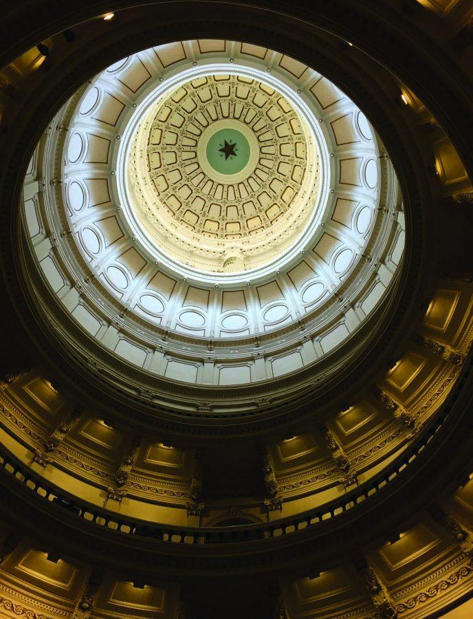 The+Texas+senate+consists+of+31+members%2C+each+representing+around+800%2C000+people.+