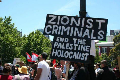 Peril in Palestine