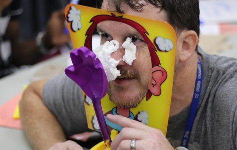 Algebra l hosts carnival for EOC review