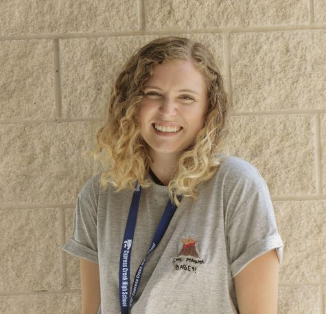 Sienna Wight, Editor-in-Chief
