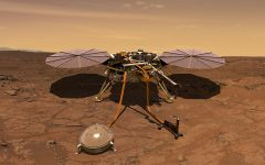 InSight makes its home on the Red Planet