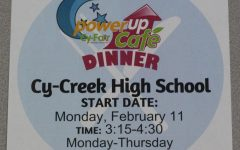Cy Fair Dinner Program