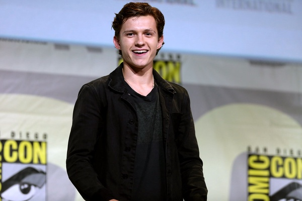 Tom Holland by Gage Skidmore is licensed under CC BY-SA 2.0