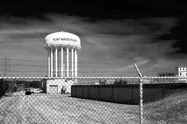 Flint Water Crisis is ongoing Explored! by hz536n/George Thomas is licensed under CC BY-NC-ND 2.0