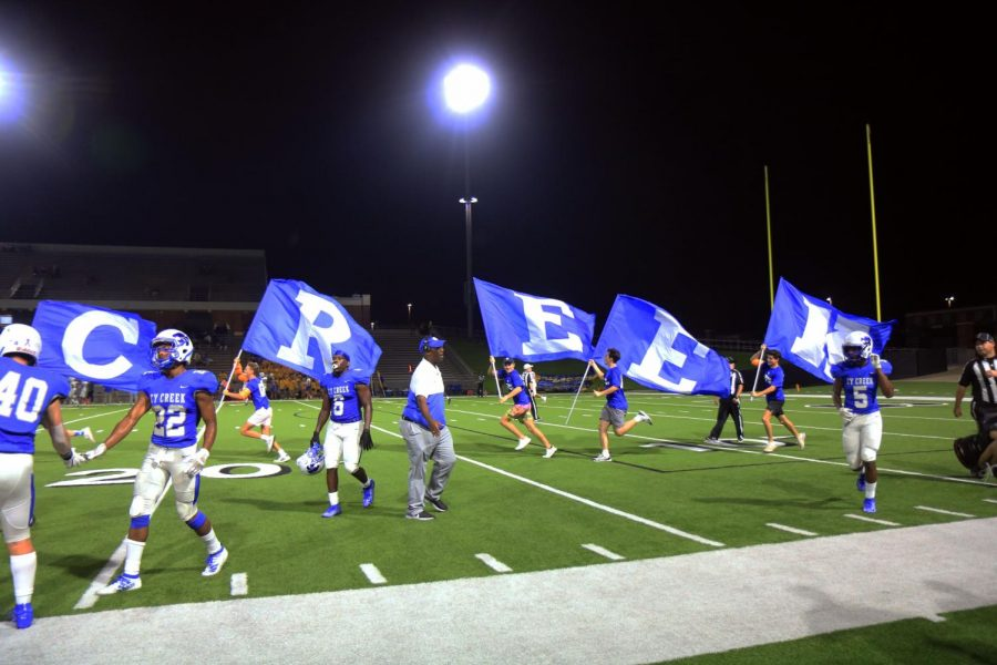 Photo courtesy of Cy-Creek yearbook