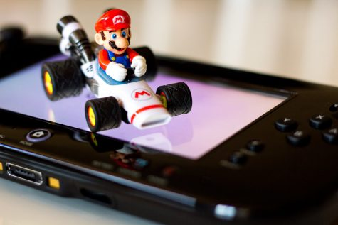 """Mario Kart U"" by FaruSantos is licensed under CC BY-NC 2.0"