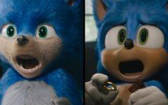 Sonic's New Do
