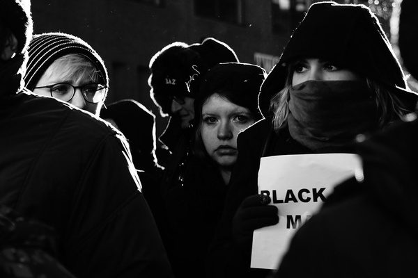 Black Lives Matter by Aimee LeBlanc is licensed under CC BY-NC-SA 2.0