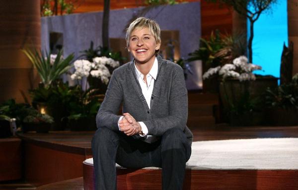 Ellen DeGeneres by ronpaulrevolt2008 is licensed under CC BY 2.0