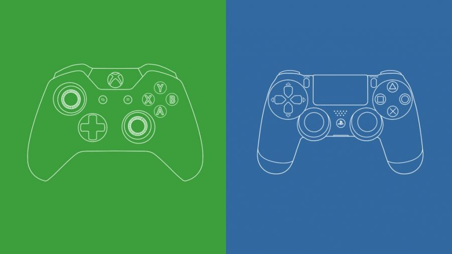 Console Controllers by tandemsystemsltd is licensed with CC BY 2.0.