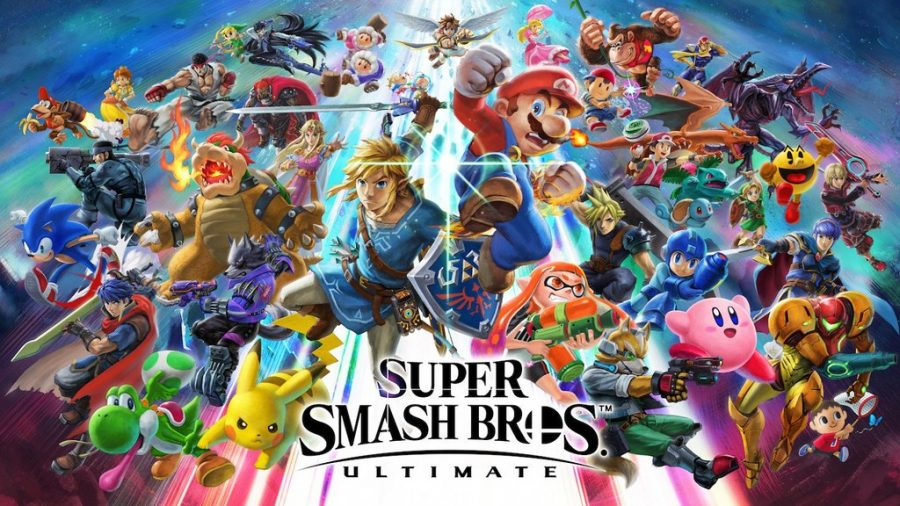 SUPER SMASH BROS ULTIMATE by AntMan3001 is licensed with CC BY-SA 2.0.