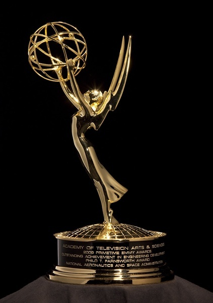 NASA Television 2009 Philo T. Farnsworth Primetime Emmy Award (200908190002HQ) by NASA HQ PHOTO is licensed under CC BY-NC-ND 2.0
