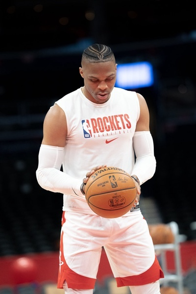 Russell Westbrook by All-Pro Reels is licensed under CC BY-SA 2.0