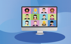 From Computer Screens to Classroom seats: The Online to In-person Transition