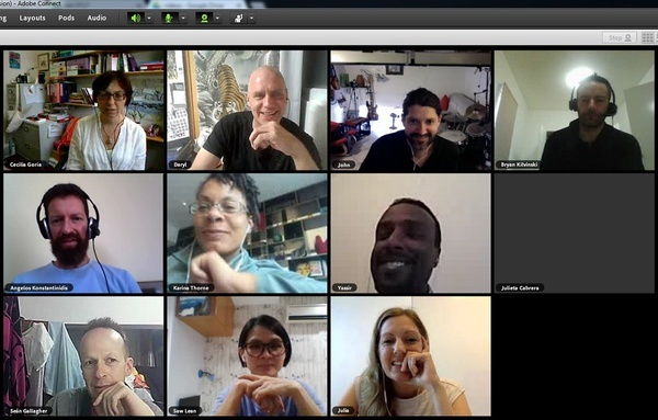 online meeting - 2017 by dt4lt is licensed under CC BY 2.0