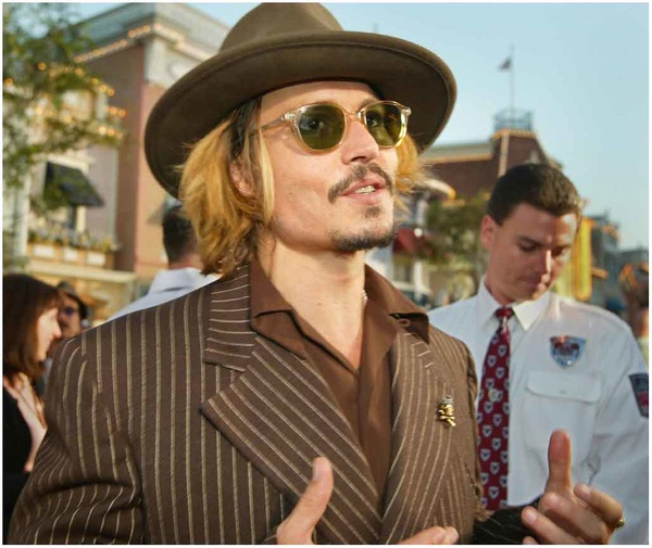 Johnny Depp by ATempletonPhoto.com is licensed under CC BY 2.0