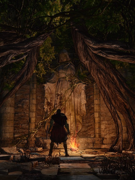 Why Dark Souls is the best game of 2011