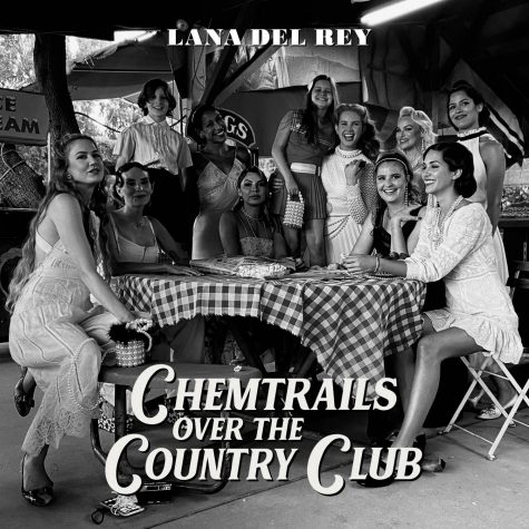 """Chemtrails Over The Country Club"" by Lana Del Rey. Credits: Interscope Records"