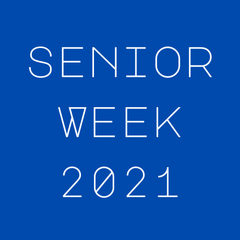 """Senior Week"" Graphic Design by Savannah Negron"