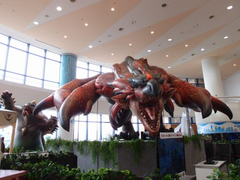 """Monster Hunter Shop @ Aqua City in Odaiba"" by *_* is licensed under CC BY 2.0"